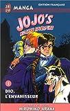 echange, troc Hirohiko Araki - Jojo's Bizarre Adventure, tome 1 : Dio, l'envahisseur