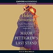 Major Pettigrew's Last Stand | [Helen Simonson]