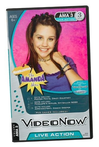 Videonow Personal Video Disc 3-Pack: The Amanda Show #3 - 1