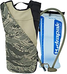 Code Alpha Hydrapak w 100oz. Reservoir Air Force Digital Camouflage One Size