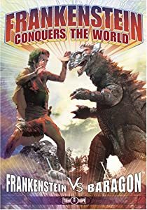 Frankenstein Conquers The World [DVD]