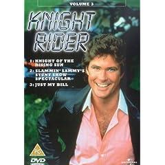Knight Rider Vol 3 (UK version)