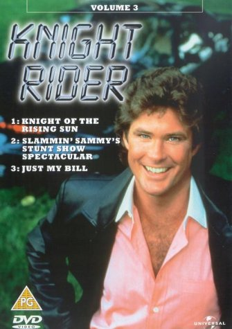 Knight Rider - Volume 3 [DVD]