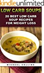 Low Carb Soups: 20 Best Low Carb Soup...