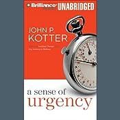 A Sense of Urgency | [John P. Kotter]