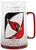 NFL Arizona Cardinals 36-Ounce Crystal Freezer Monster Mug