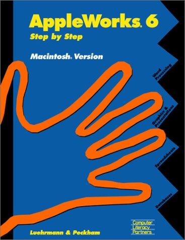 Appleworks 6.0, Macintosh: Step-By-Step