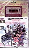 Mickey's Christmas Carol - Based on Charles Dickens Classic Story - Read Along Book and Audiio Cassette (Walt Disney Storyteller)