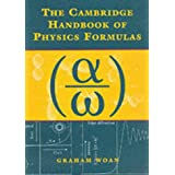 The Cambridge Handbook of Physics Formulasby Graham Woan
