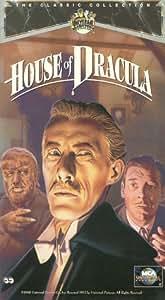 House of Dracula [VHS]