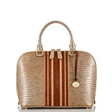 Vivian Dome Satchel<br>Cabana Vineyard