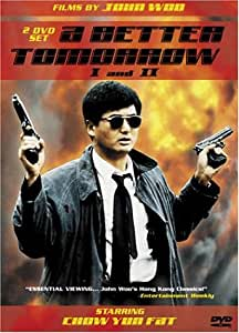 A Better Tomorrow 1 & 2 [Import]