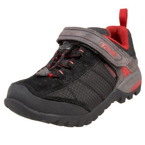 Teva Little Kid/Big Kid Riva Hiking Shoe,Black Pepper,8 M US Toddler