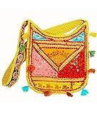 Treasure of Thar Women's Sling Bag (Multi-Color)