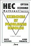 echange, troc  - Exercices et problemes resolus