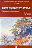 echange, troc Chovelon - Expression et style (eleve)