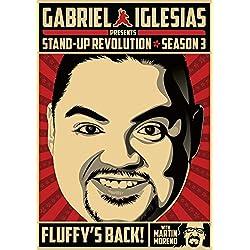 Gabriel Iglesias Stand-Up Revolution: Season 3 DVD