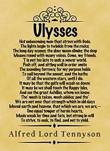 essays on ulysses by alfred tennyson
