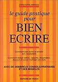 echange, troc Christophe Mirande - Comment bien écrire et enrichir son vocabulaire