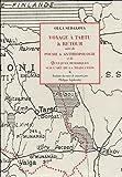 echange, troc Olga Sedakova - Voyage à Tartu & retour suivi de Poésie & anthropologie et de Quelques remarques sur l'art de la traduction