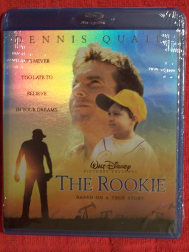 Cover art for  Rookie The (Blu-Ray)