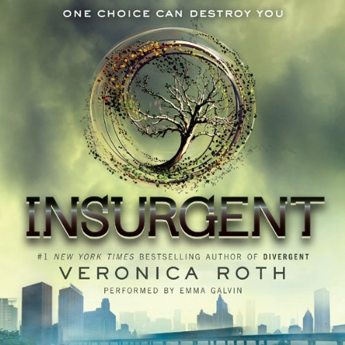 Divergent, Book 2 (Chapterized) - Veronica Roth
