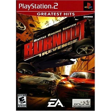 Burnout Revenge - PlayStation 2