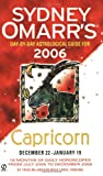Sydney Omarr's Day-By-Day Astrological Guide 2006: Capricorn (Sydney Omarr's Day-By-Day Astrological Guides) (0451215435) by MacGregor, Trish