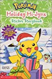 Pokemon Sticker Storybook: Holiday Hi-jynx