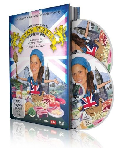 Sarah Wiener DVD