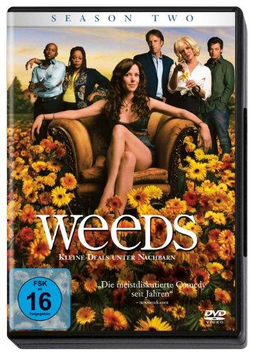 Weeds - Kleine Deals unter Nachbarn - Season 2 (2 DVDs)