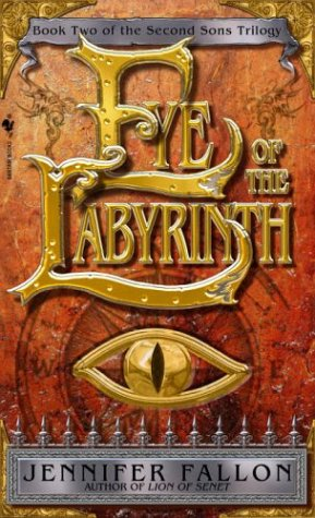 Image for Eye of the Labyrinth (The Second Sons Trilogy, Book 2)