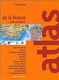 echange, troc Patrick Mérienne - Atlas de la France et de ses régions