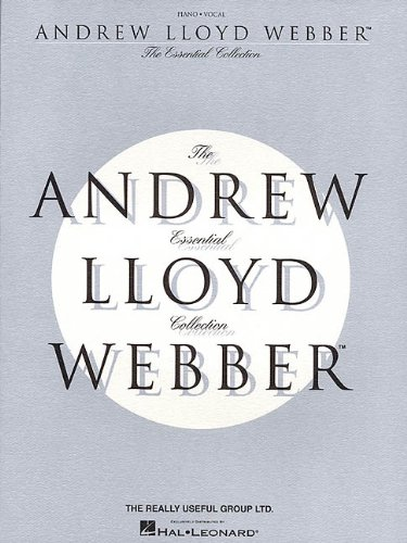 The Essential Andrew Lloyd Webber Collection (Andrew Lloyd Webber Sheet Music compare prices)