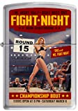 Hildebrandt Boxing Ring Girl Pinup Girl Zippo Lighter