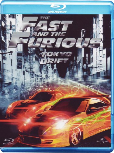 The fast and the furious - Tokyo drift (+digital copy) [Blu-ray] [IT Import]