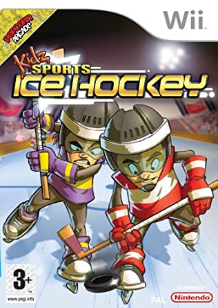 Kidz Sports: Ice Hockey [Wii] [English] [NTSC-U] (2008)