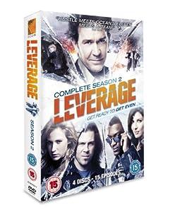 Leverage - Season 2 [4 DVDs] [UK Import]
