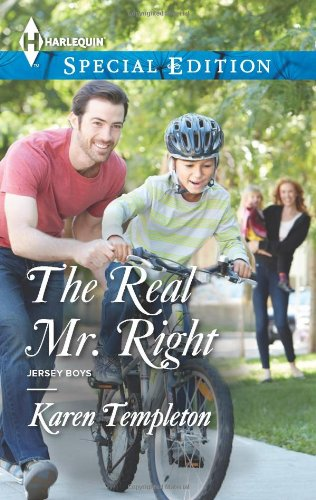 Image of The Real Mr. Right (Harlequin Special Edition\Jersey Boys)