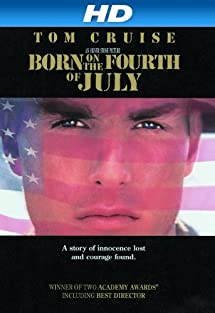 Born On the Fourth of July (by Ron Kovic)