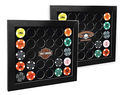 harley-davidson-poker-chip-collectors-frame-holds-26-chips-made-in-usa-6925