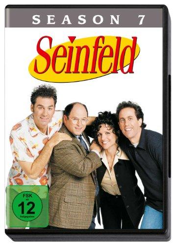Seinfeld - Season 7 (4 DVDs)
