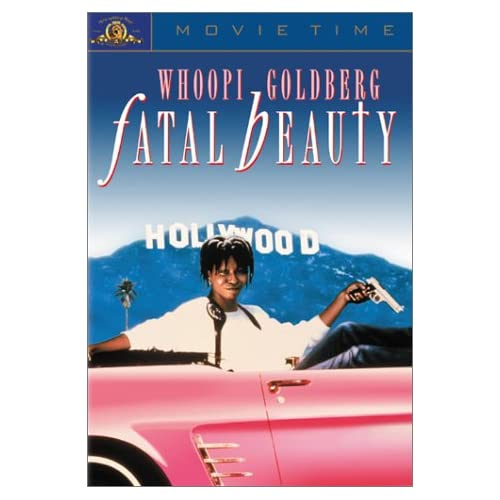 Fatal Beauty Whoopi Goldberg, Sam Elliott, Rubén Blades