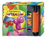 Tolle Figuren aus Luftballons-Set: Bu...