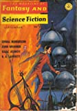 The Magazine of Fantasy and Science Fiction, September 1966 (Volume 31 No. 3) (0716566095) by John Brunner