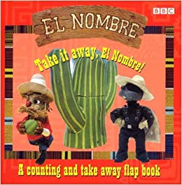 El Nombre: Take it Away El Nombre! - A Counting and Take