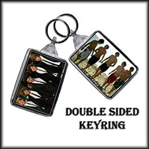 One Direction Double Sided Key Ring - 001 by ONE DIRECTION