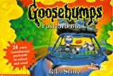 Goosebumps Postcard Book (Goosebumps - Novelty)