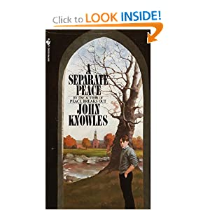 Amazon.com: A Separate Peace (9780553280418): John Knowles: Books