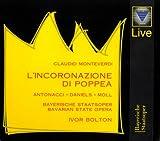 echange, troc  - Monteverdi - Le couronnement de Poppée (L'incoronazione di Poppea)